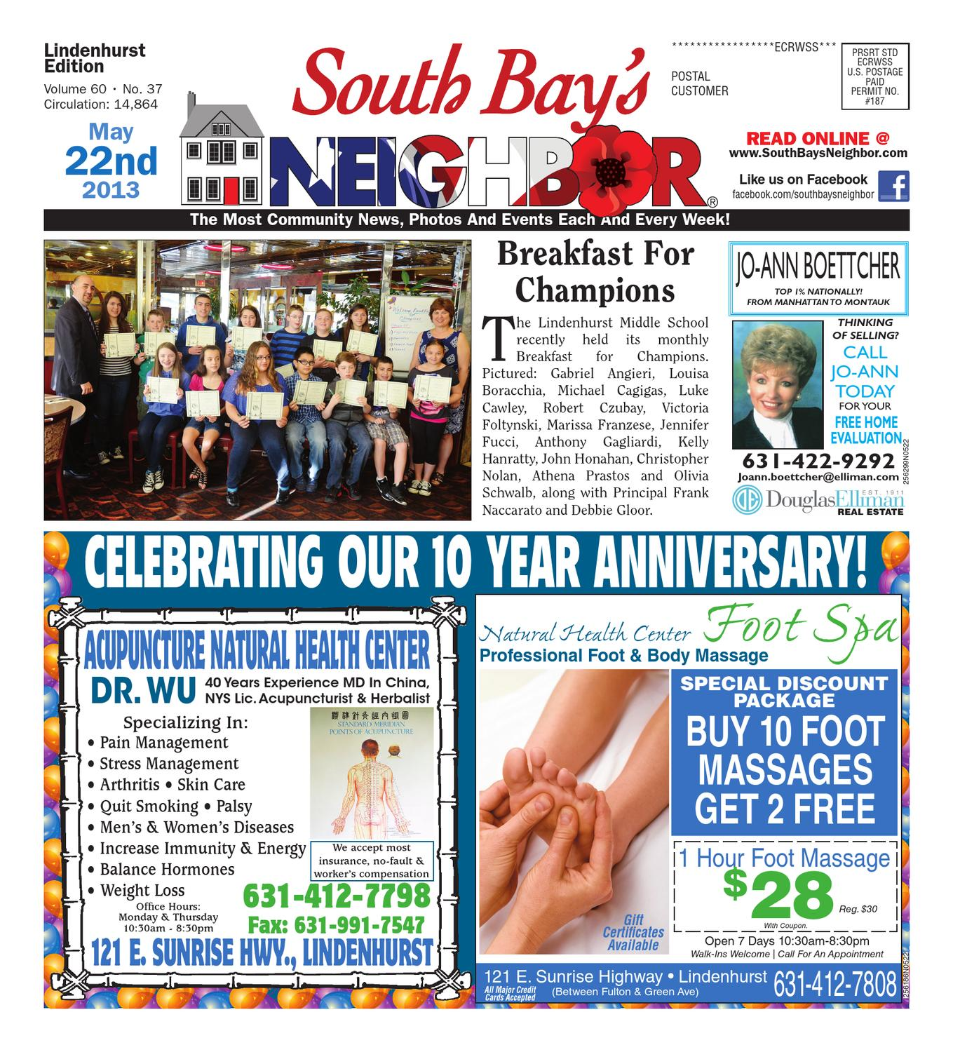 May 22 2013 Lindenhurst by South Bay s Neighbor Newspapers issuu