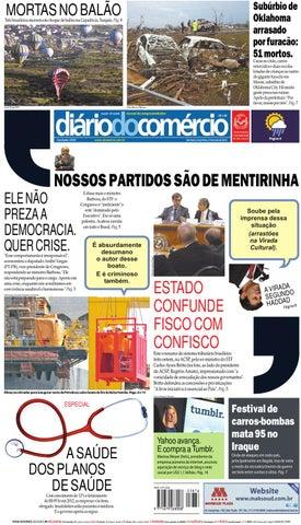 f000e2a0a1f50 DC 21 05 2013 by Diário do Comércio - issuu