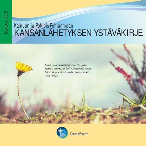 Ystavalehti%20kesä2013 by SEKL - Issuu