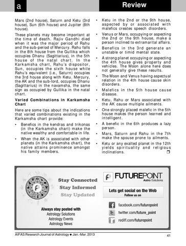Research Journal Jan-Feb 2013 by Future Samachar - issuu