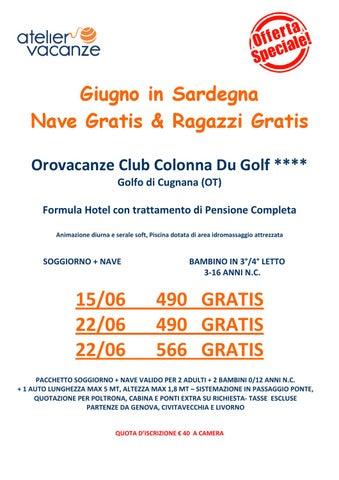 orovacanze-club-colonna-du-golf by Atelier Vacanze - issuu