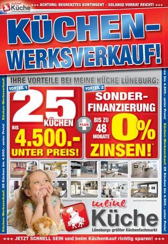 NEUE AKtion Bei Meine Küche Lüneburg: Küchenwerksverkauf