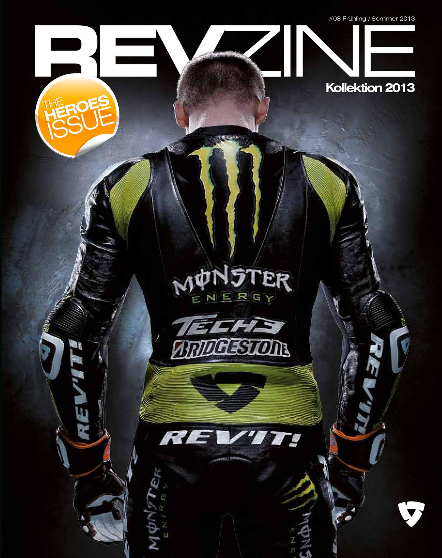 REVzine #08 by REV'IT! Sport issuu