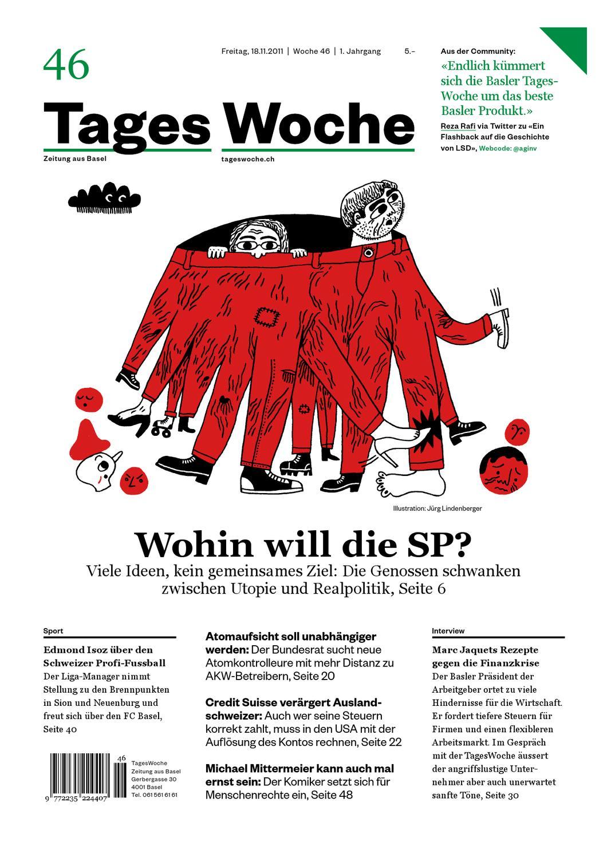 TagesWoche_46_2011 by TagesWoche - issuu
