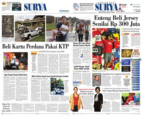 E-paper Surya Edisi 22 Mei 2013