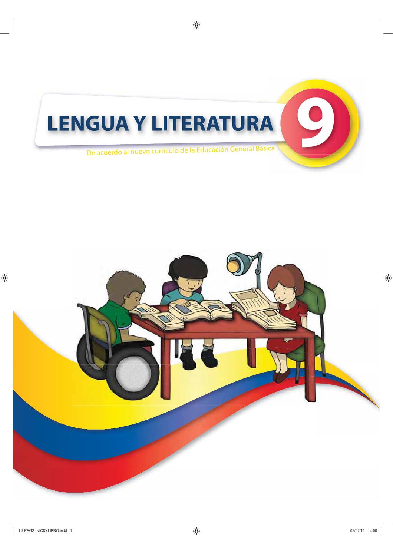 Lengua y Literatura by Luis Balla - issuu