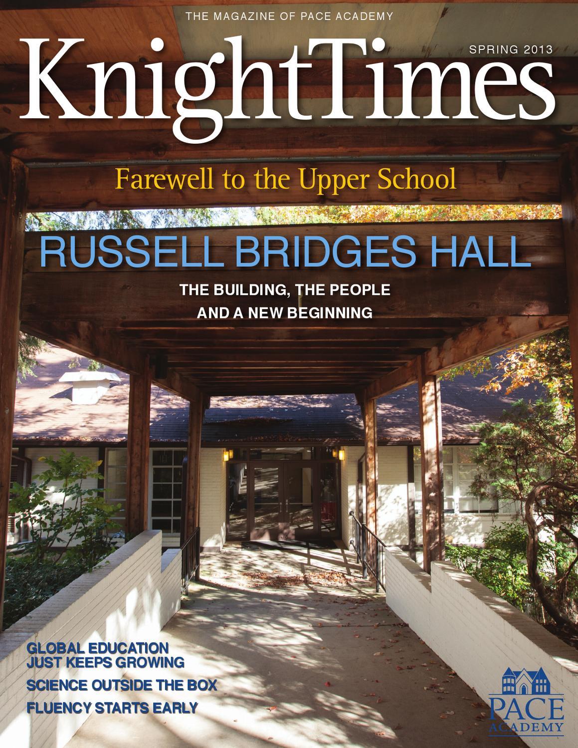 a1b63ba1509 KnightTimes Spring 2013 by Pace Academy - issuu