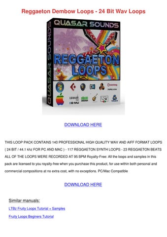 free fruity loops download for mac