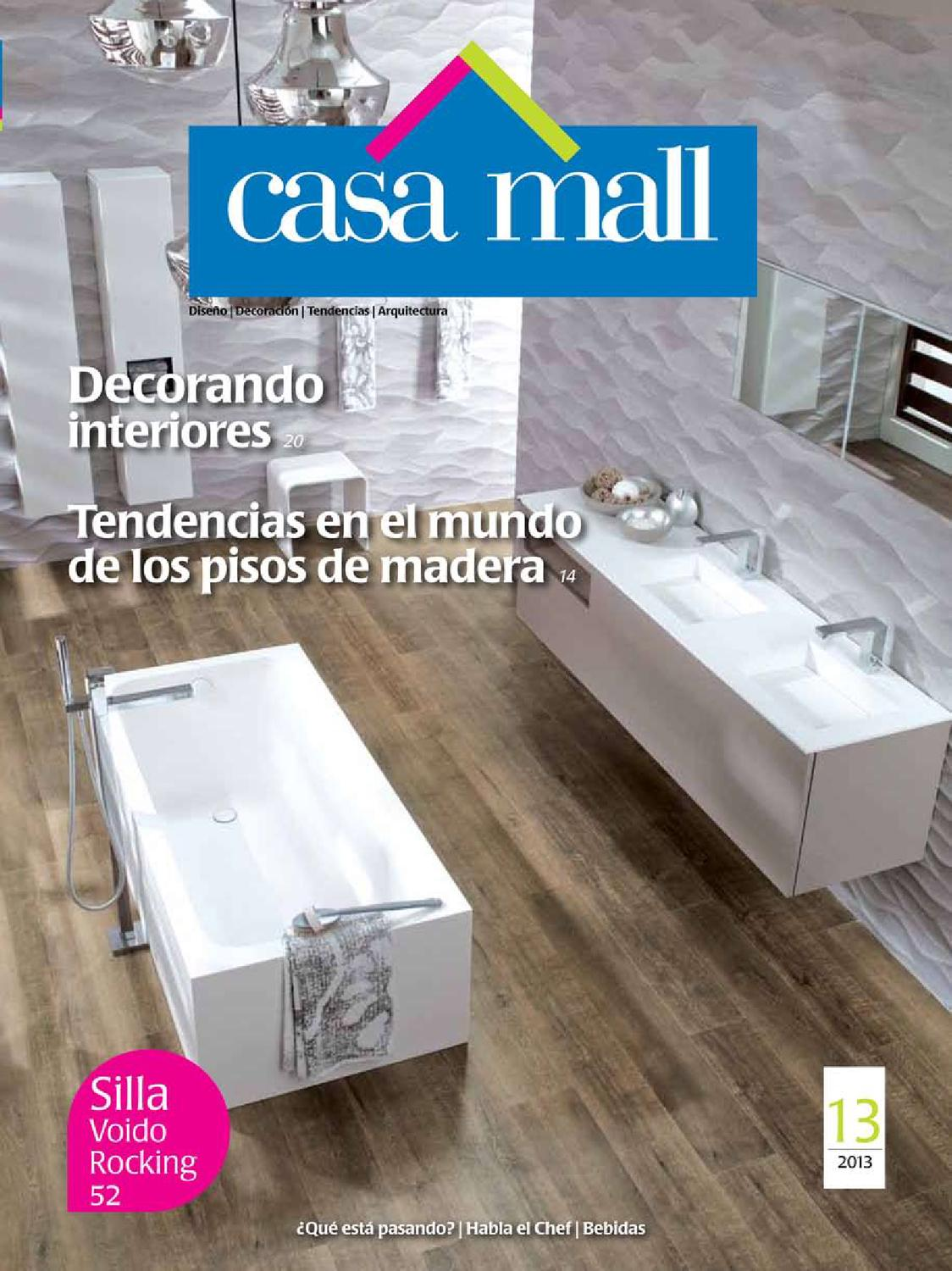 Revista Casa Mall Nro  13 by Casa Mall - issuu