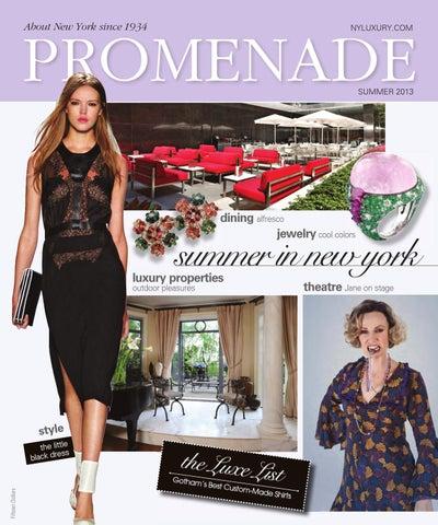 Promenade - Summer 2013 by Promenade Magazine - issuu 26ce307ba