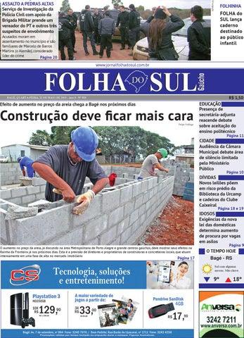 9c8029eee Folha do Sul Gaúcho Ed. 929 (22 05 2013) by Folha do Sul Gaúcho - issuu