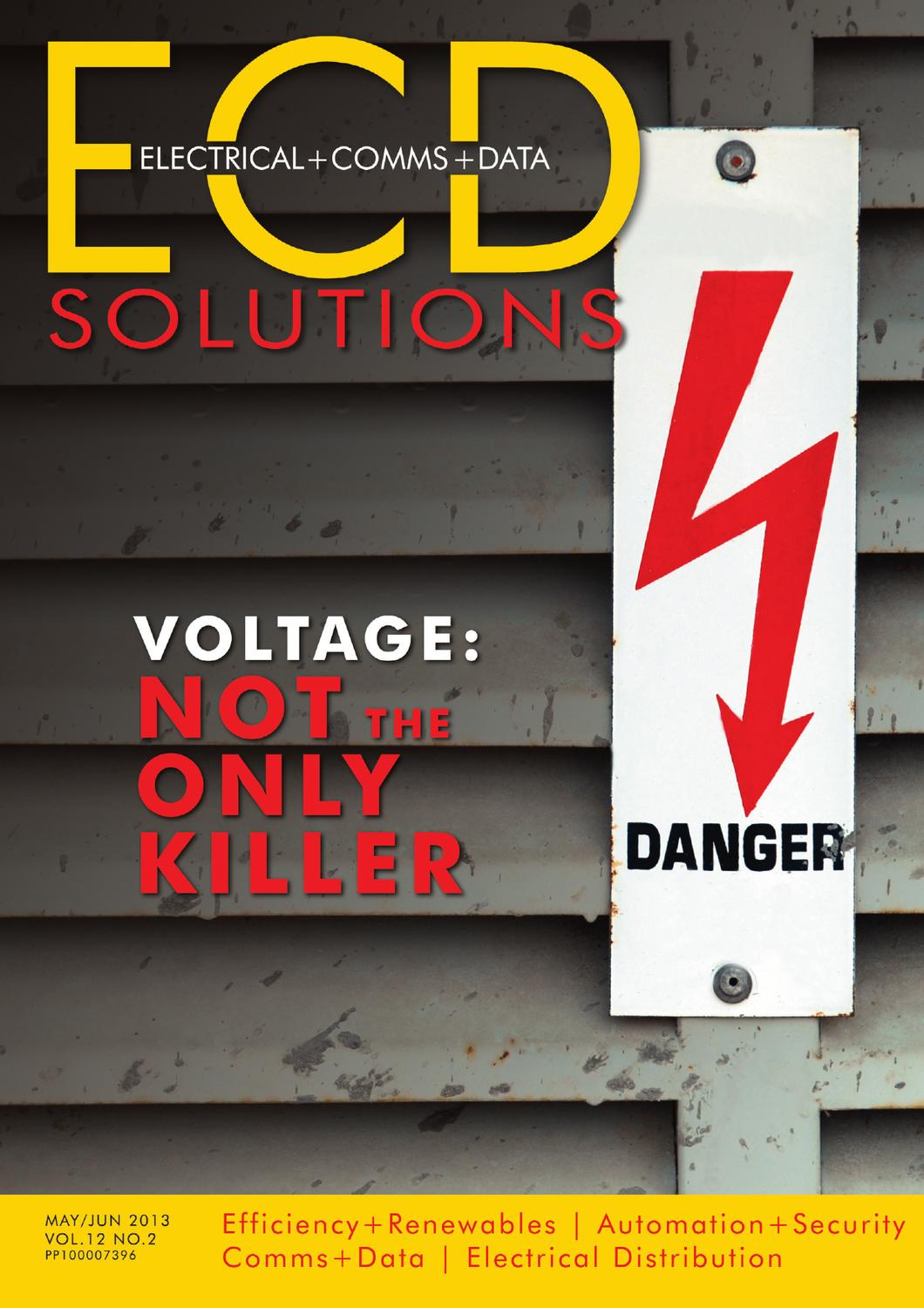 Ecd Solutions May June 2013 By Westwick Farrow Media Issuu Automations Gt Motor Control Circuits Dc Brush Driver Circuit