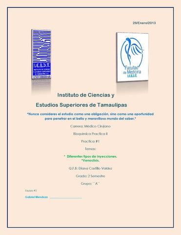 Manual de Practicas de Bioquímica Práctica by Bioquimica Icest - issuu