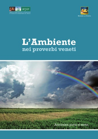 l'ambiente nei proverbi veneti