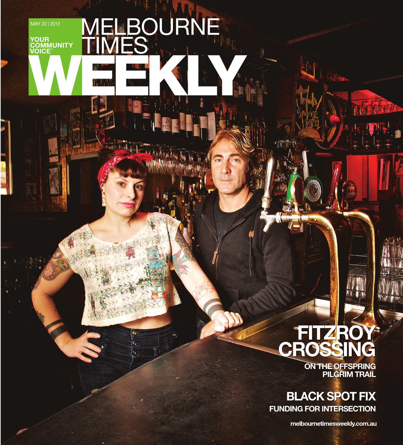 Melbourne Times Weekly by The Weekly Review - issuu