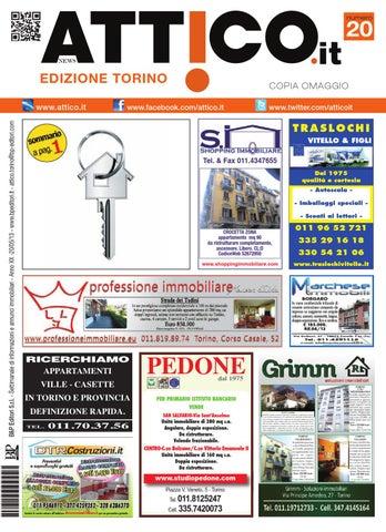 Attico Torino Nord Sud By Bp Editori Issuu