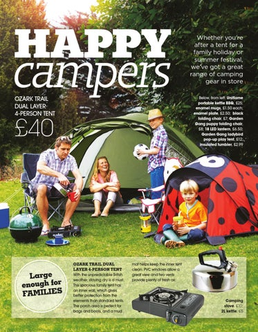 Page 54 & Asda Magazine - June 2013 by Asda - issuu