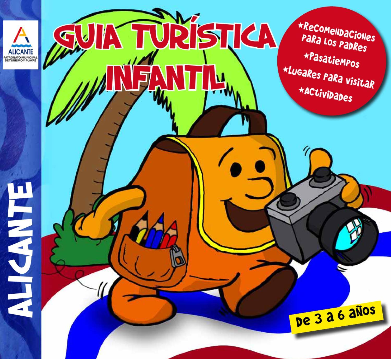 Guía infantil. De 3 a 6 años by Alicante Turismo - issuu