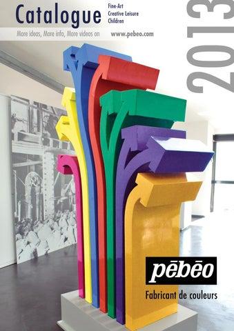 ad505342e7d2 Pebeo Catalogue 2013 CZ by Jaroslav Tuma - issuu