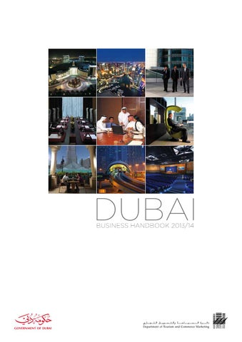 0866975c3eb Dubai Business Handbook 2013 - 14 by Dubai Tourism - issuu