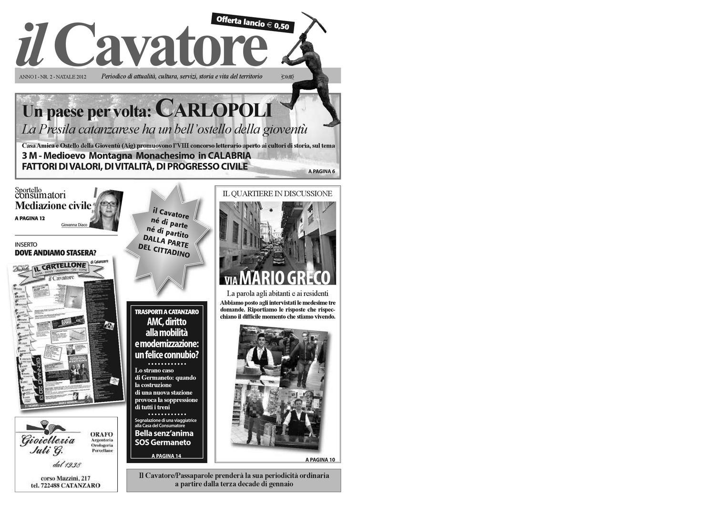 il Cavatore 2 by Giancarlo Lamanna - issuu db4ddc69121