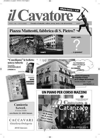 il Cavatore 1 by Giancarlo Lamanna - issuu 75c88322b58f