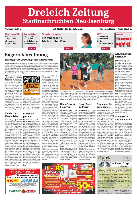 18+ DZ Online 8 8 C by Dreieich Zeitung/Offenbach Journal   issuu Image