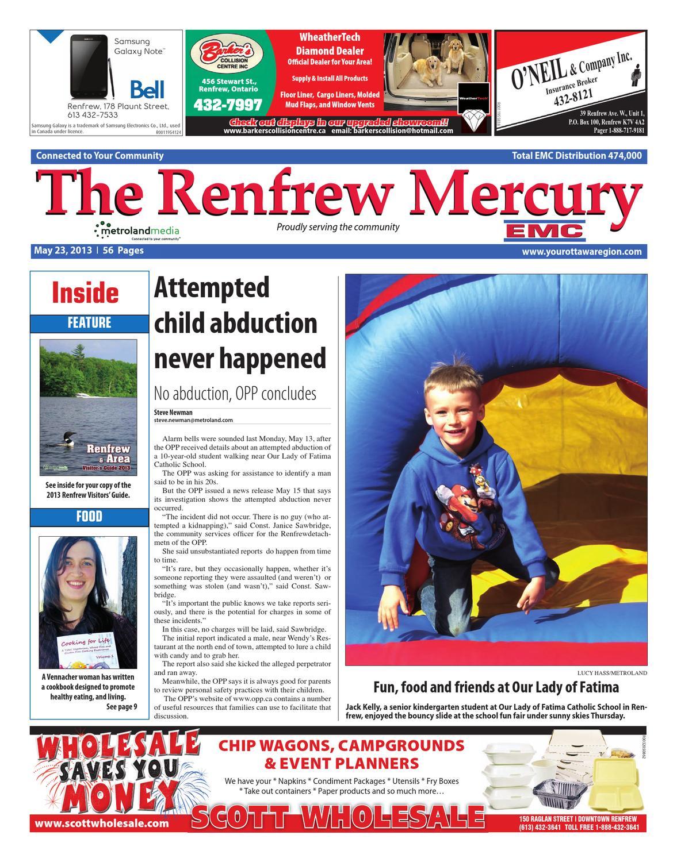Renfrew Mercury