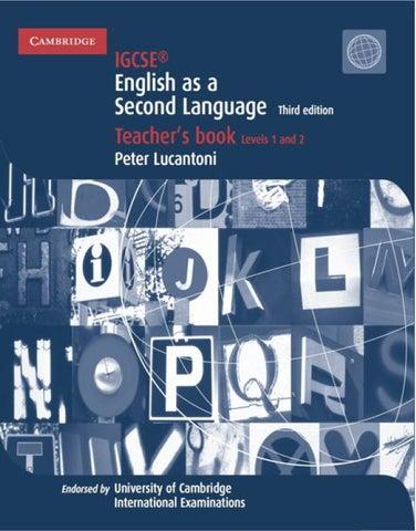 Success International English Skills For Igcse Teacher Book