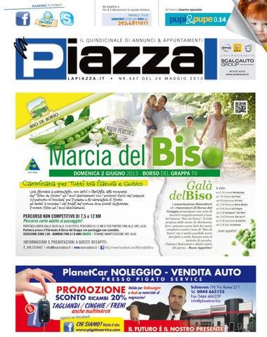 detailed look 517bd 41c08 la Piazza by la Piazza di Cavazzin Daniele - issuu