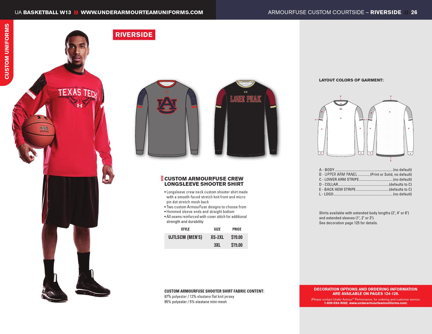 cd148cfc9 Kollege Town Under Armour 2013 Basketball by Kollegetown - issuu