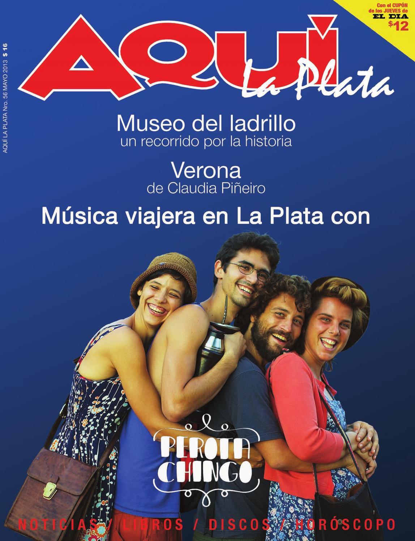 dc3f91d88 Revista Aquí La Plata 56 by EDIPROM - issuu