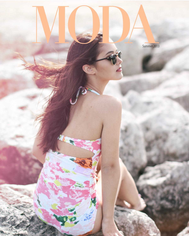 MODA Magazine: Summer 2013 By MODA