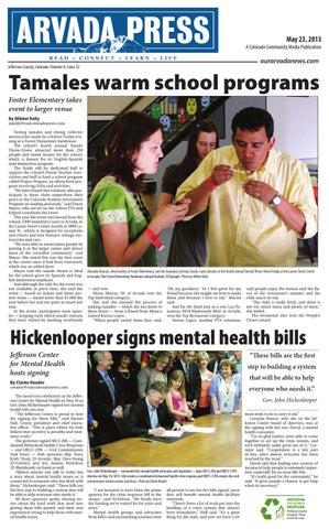 4670fd96 Arvada Press 052313 by Colorado Community Media - issuu