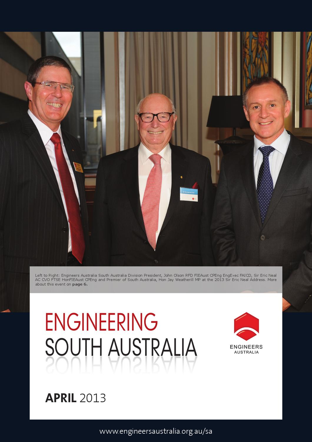 how to become an engineer in australia