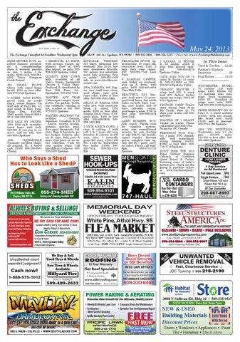 The Exchange - May 24, 2013 by Exchange Publishing - issuu