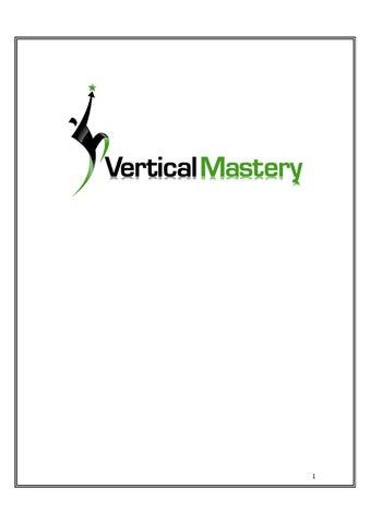 how to increase vertical jump in 6 weeks