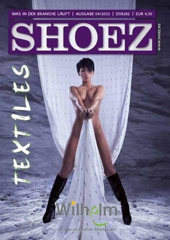 4b077997cbcc3c Shoez Ausgabe April 2013 by SHOEZ – Das Fachmagazin für die ...
