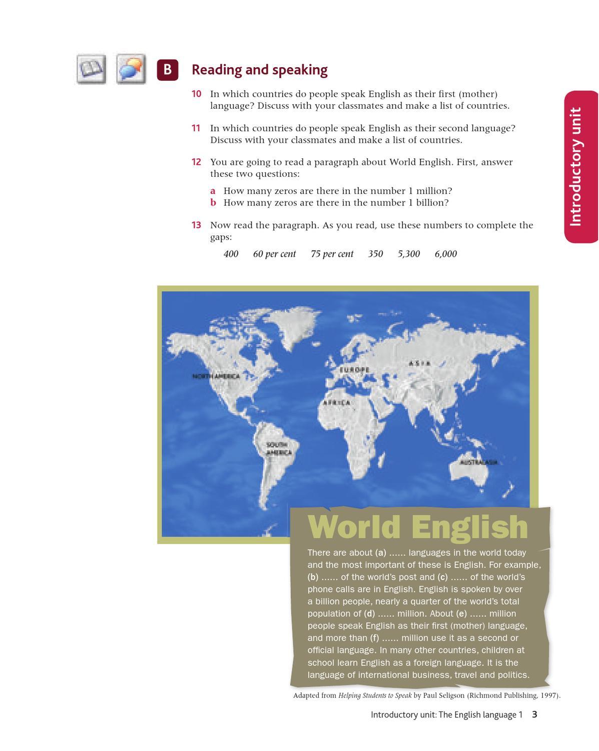 Cambridge IGCSE English as a Second Language: Coursebook 1