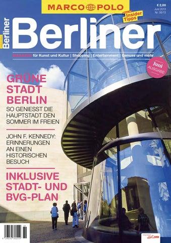 Marco Polo Berlin #06 2013 By Berlin Medien GmbH   Issuu