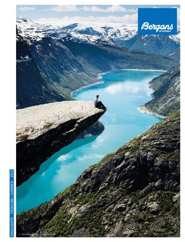 Norway issuu Bergans 2013 Sommer of Früling Highlights by IvyYbgmf76