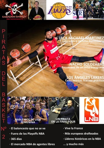 Revista de Piratas del Basket (nº 2) by Piratas del Basket - issuu f320f79b5ac