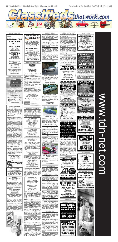 05/23/13 by I-75 Newspaper Group - issuu