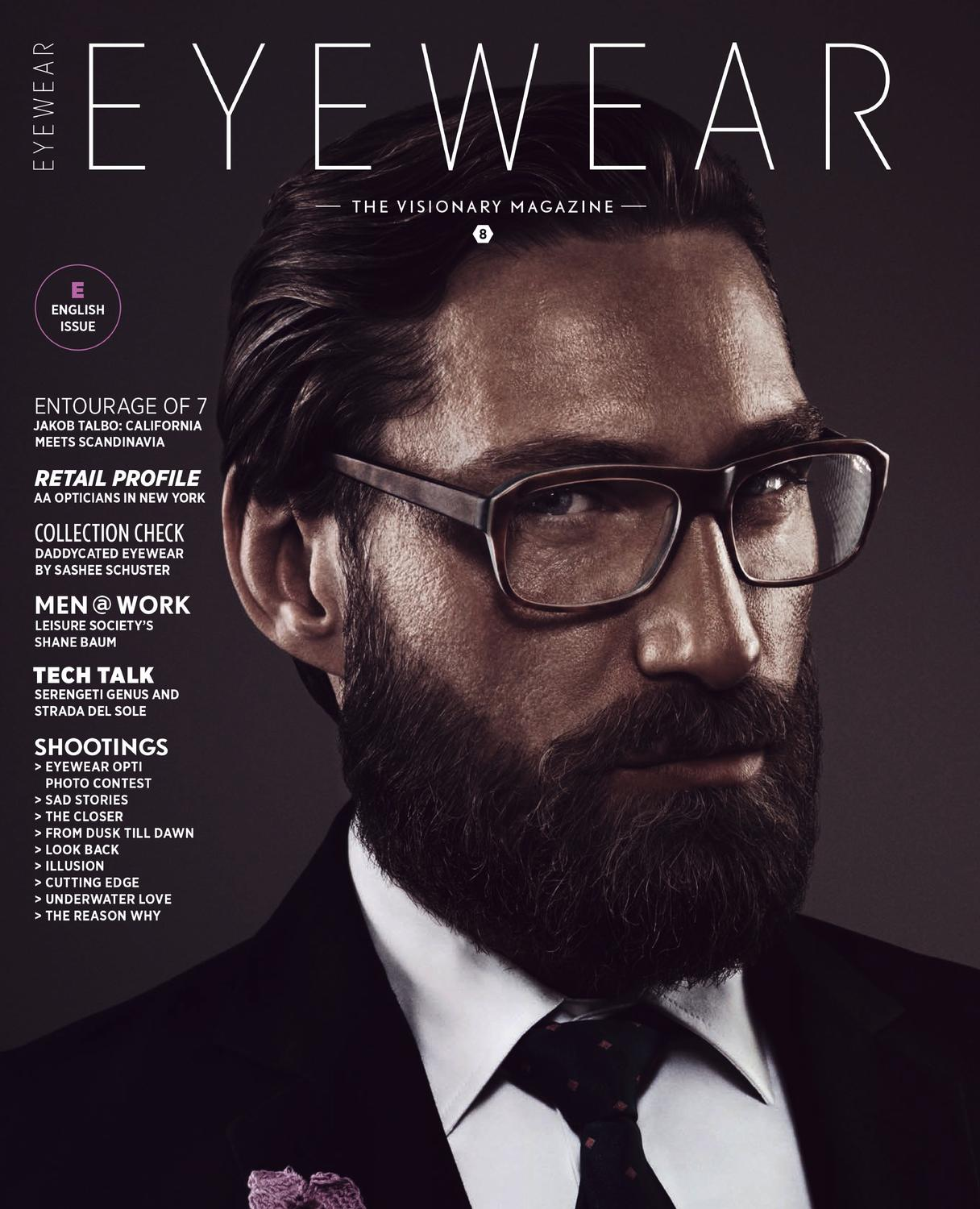 Eyewear Issue 08 by Monday Publishing GmbH - issuu
