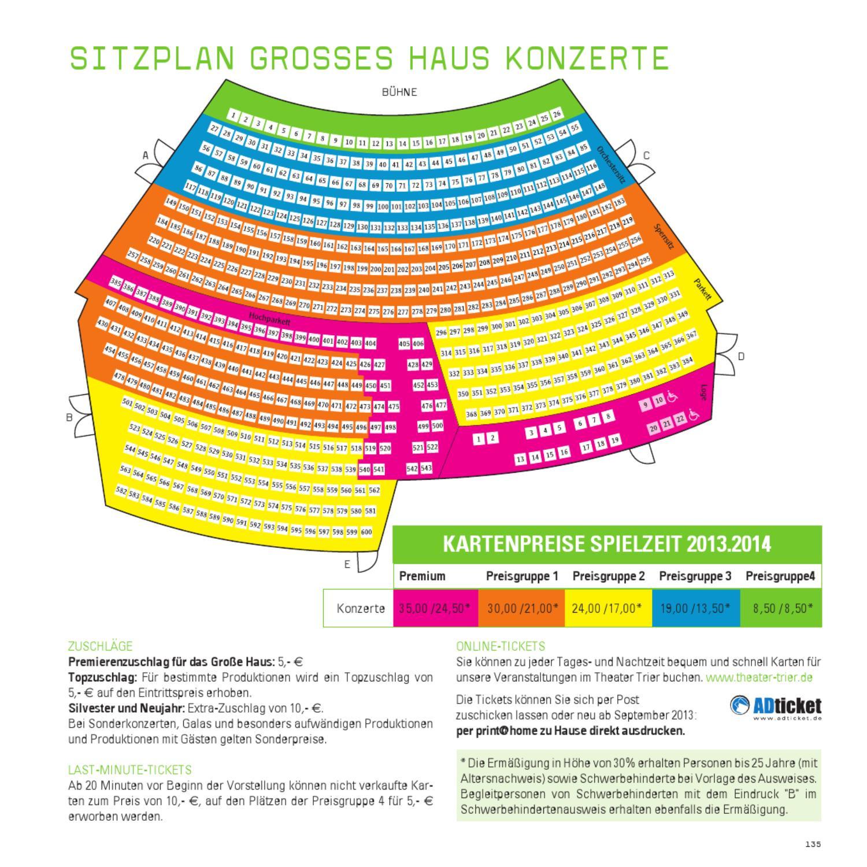 Theater Trier Karten
