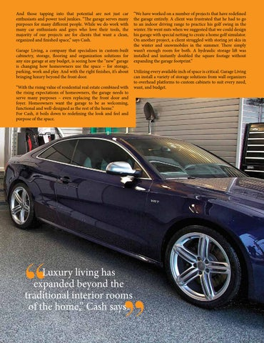 Page 57 of Bringing Luxury and Function Beyond The Front Door