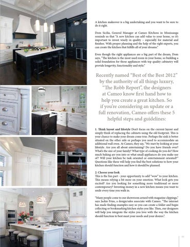 Page 77 of Kitchen Design for Luxurious Living