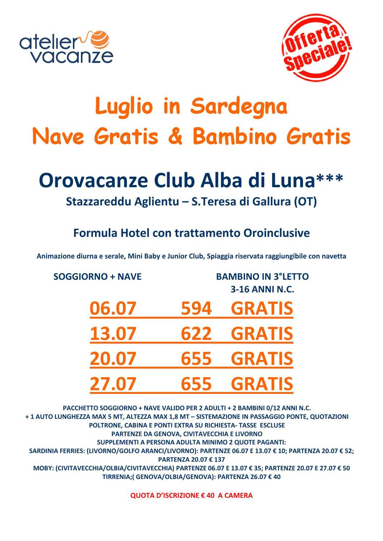 sardegna-orovacanze-club-alba-di-luna by Atelier Vacanze - issuu