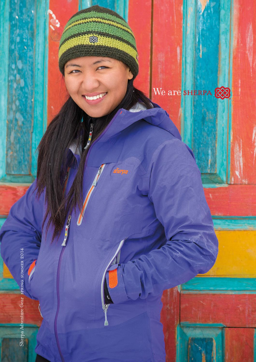 4acfb55d949 Sherpa Adventure Gear • 2014 Spring Summer Catalog by Sherpa ...