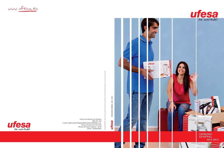Catalogo Ufesa 2012-2013 by Patner Iberia - issuu dd274a1c7fab